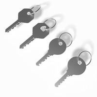 free 3ds model keys