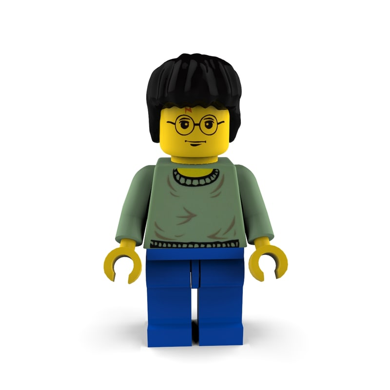 3ds harry-potter lego