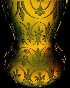 free art vase vaseprosolidrb t3 3d model
