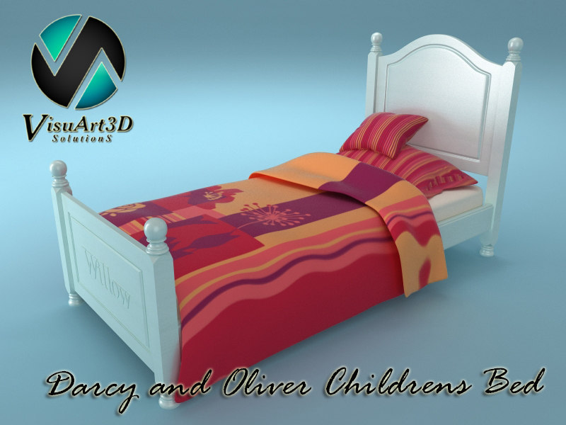 max darcy oliver bed