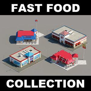 fast food restaurant max