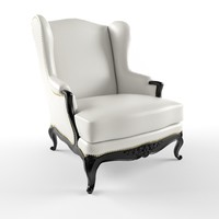 John Hutton baron wing chair