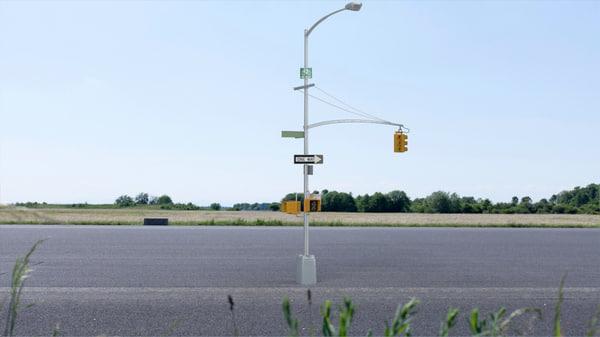 street lamp traffic signal max
