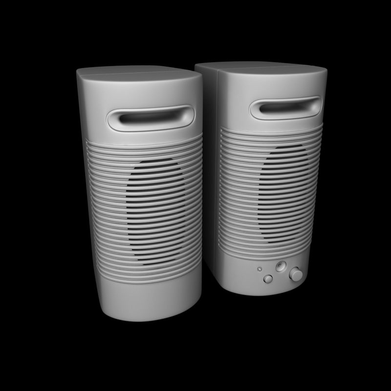free max mode computer speakers