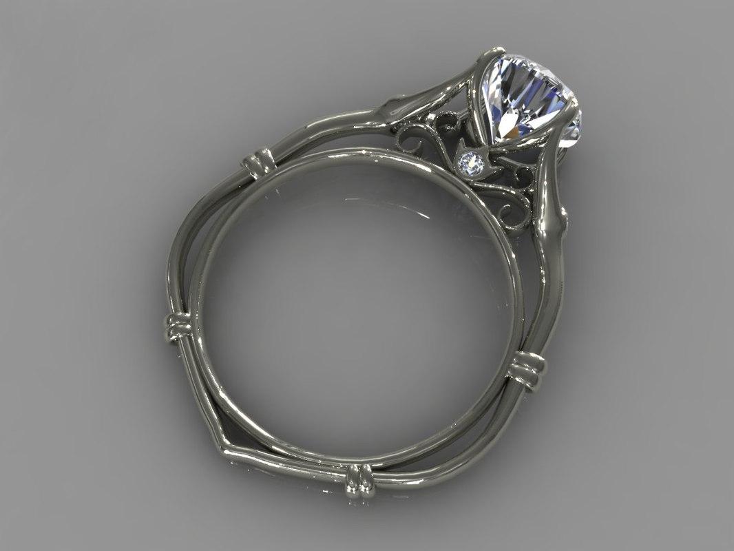 3d model great ring