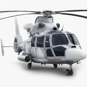 3d eurocopter 565 panther