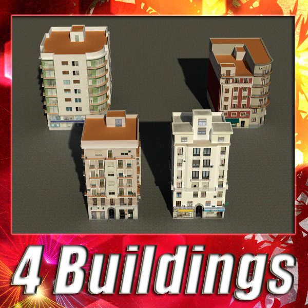 building 29-32 collections obj