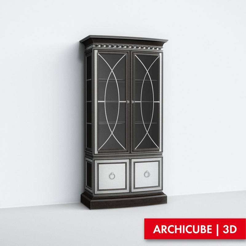 3d realistic furniture model