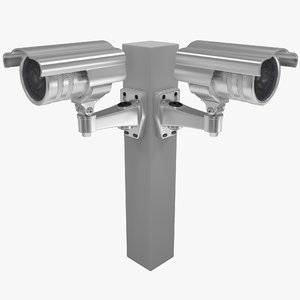 3d ccd security camera zmodo model