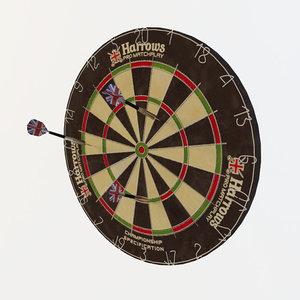max harrows darts