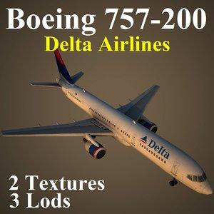 boeing 757-200 dal max