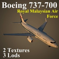 boeing 737-700 rmf max