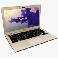 laptop sony vaio t obj
