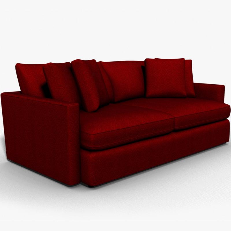 select sofas 3d max