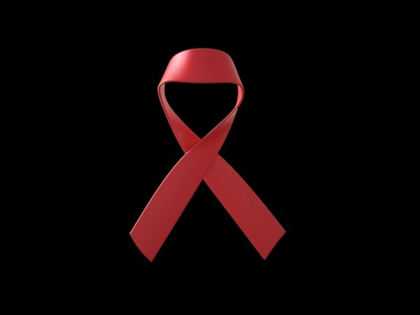 aids ribbon fbx