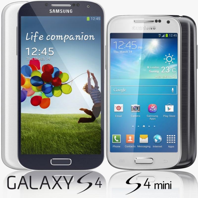 3ds max samsung galaxy s4 s