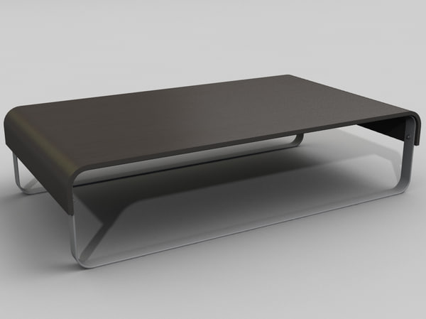 monitor stand obj