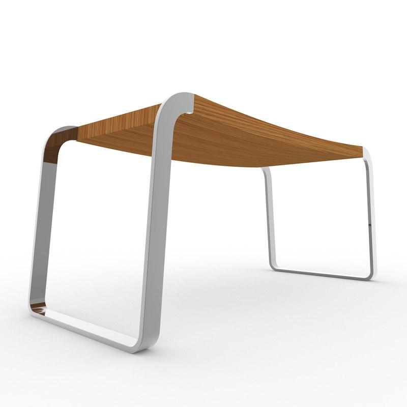 stool obj