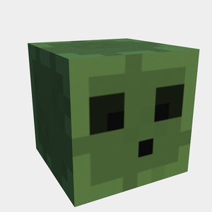 slime minecraft -ped 3ds free