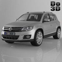 Volkswagen Tiguan 2013 SUV
