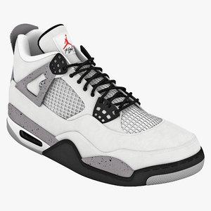 3d shoes air ordans 4