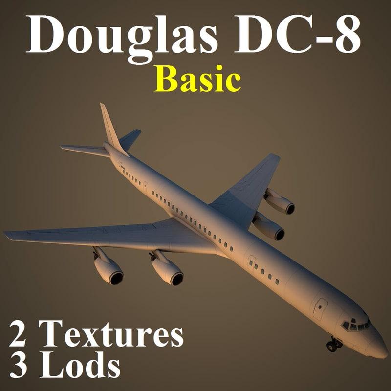 3d douglas basic