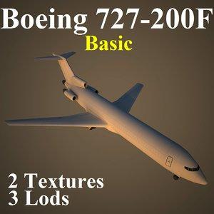 boeing basic 3d max