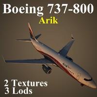 B738 ARA