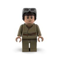 Young Anakin Lego