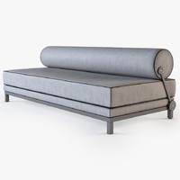 soft line - sleep sofa 3d max