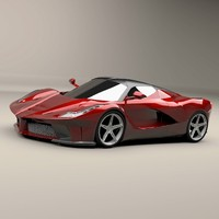 design car concept 3d obj