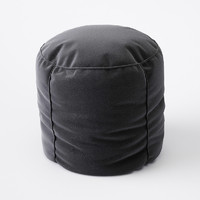 3d pouf pleats model