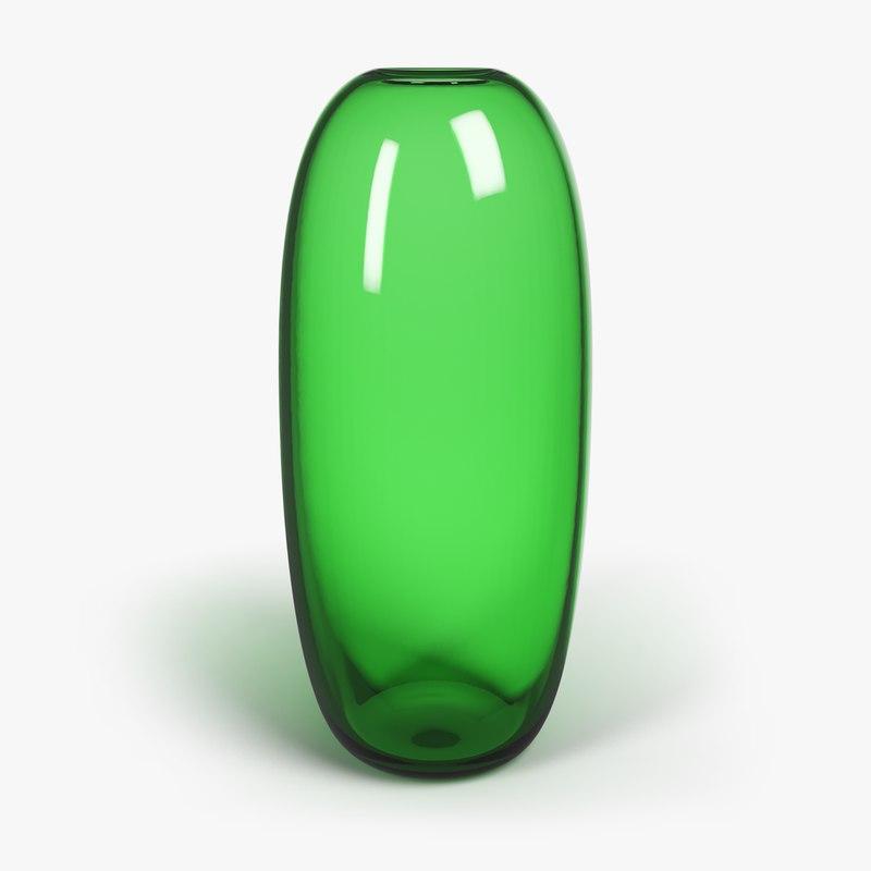 3d ikea stockholm vase. Black Bedroom Furniture Sets. Home Design Ideas