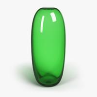 3d ikea stockholm vase