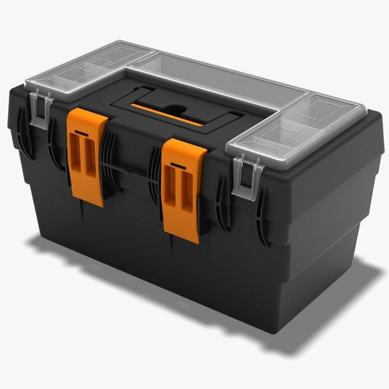tool box 3d