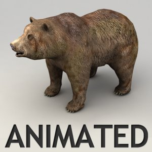 3d model walk animation