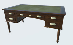 obj classic desk