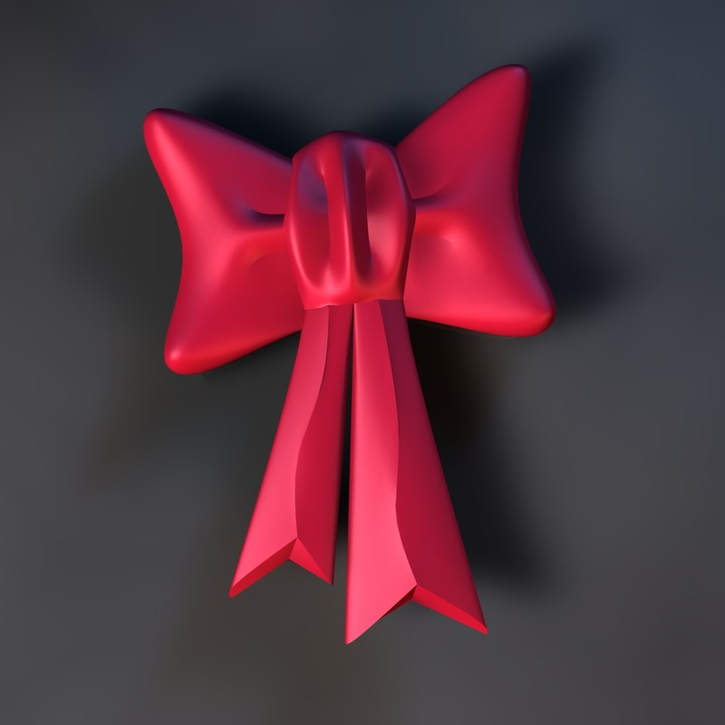 red bow 3ds