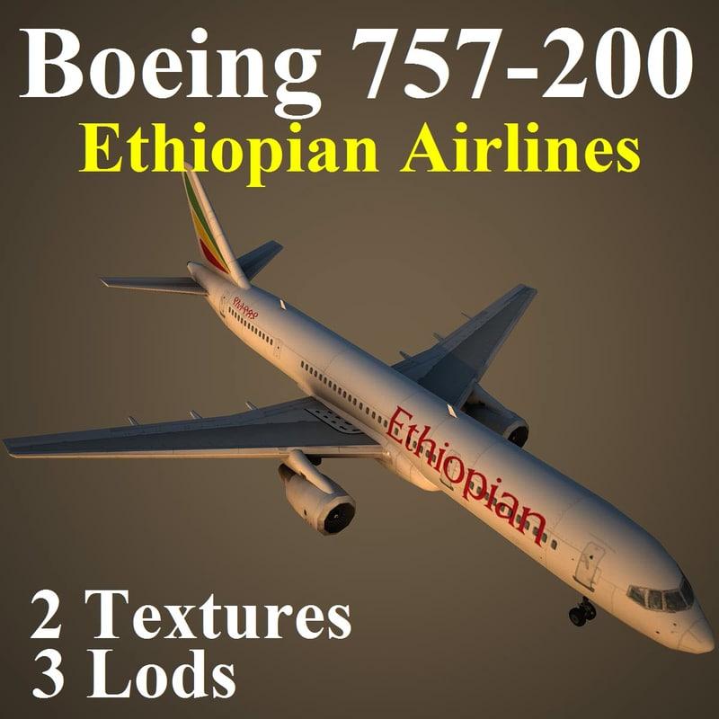 boeing 757-200 eth max