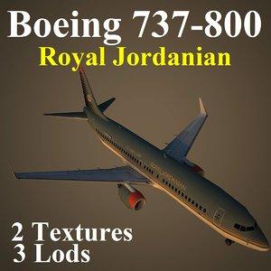 boeing 737-800 rja max