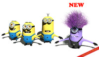 professional set minion 3d max
