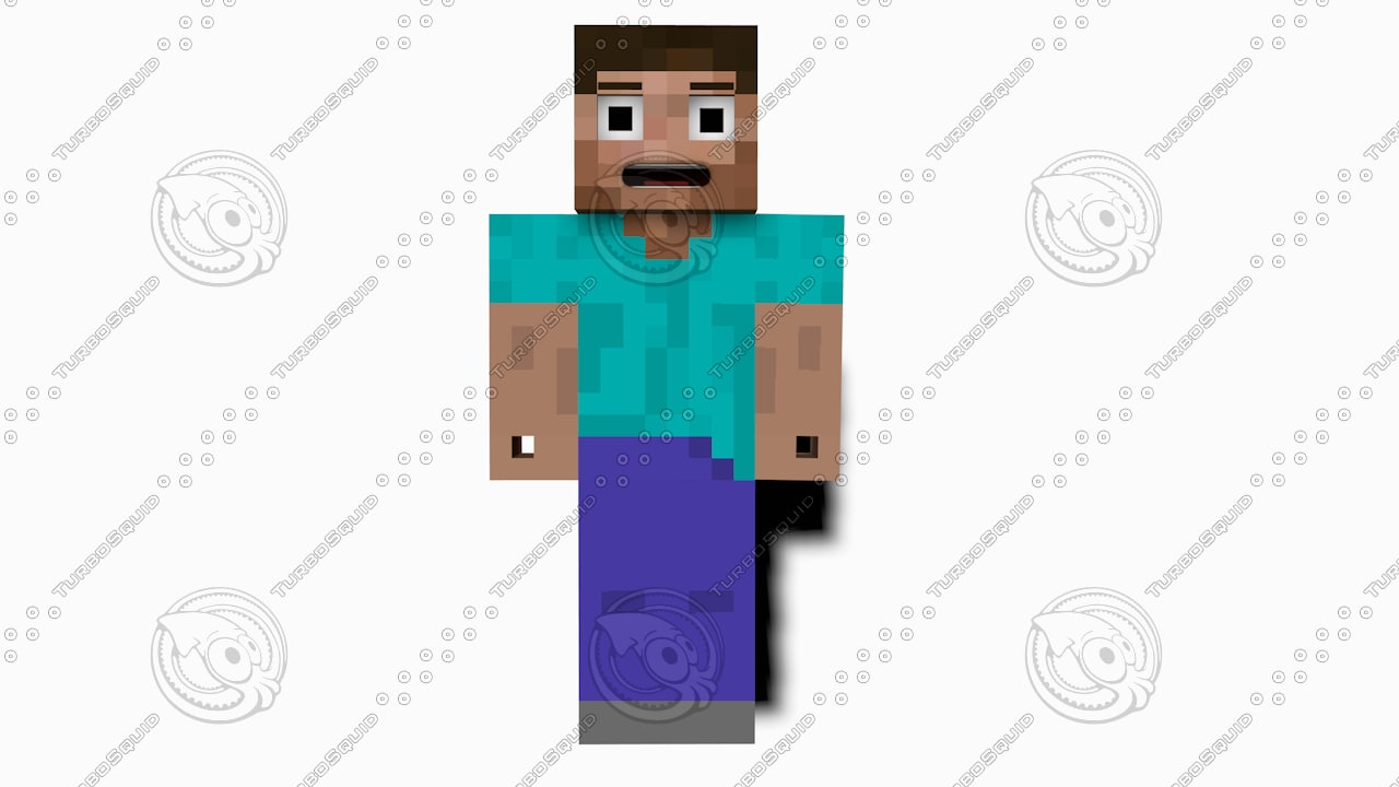 cinema4d minecraft rig