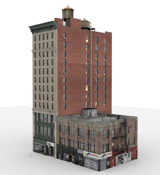 ma nyc buildings