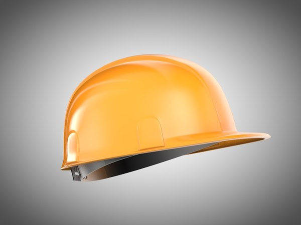 safety helmet 3d 3ds