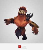 monster demon grunt ma