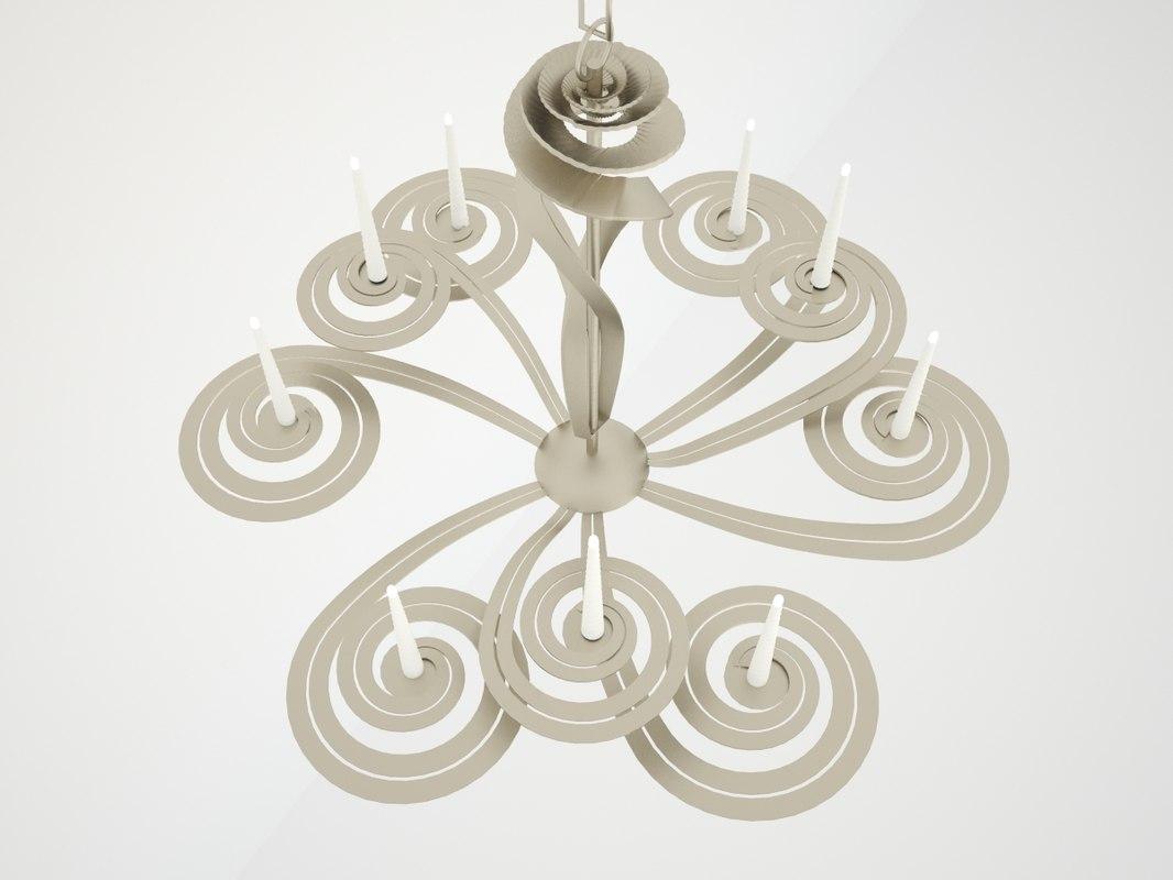 bronze chandelier lamps max