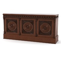 3ds max empire style sideboard