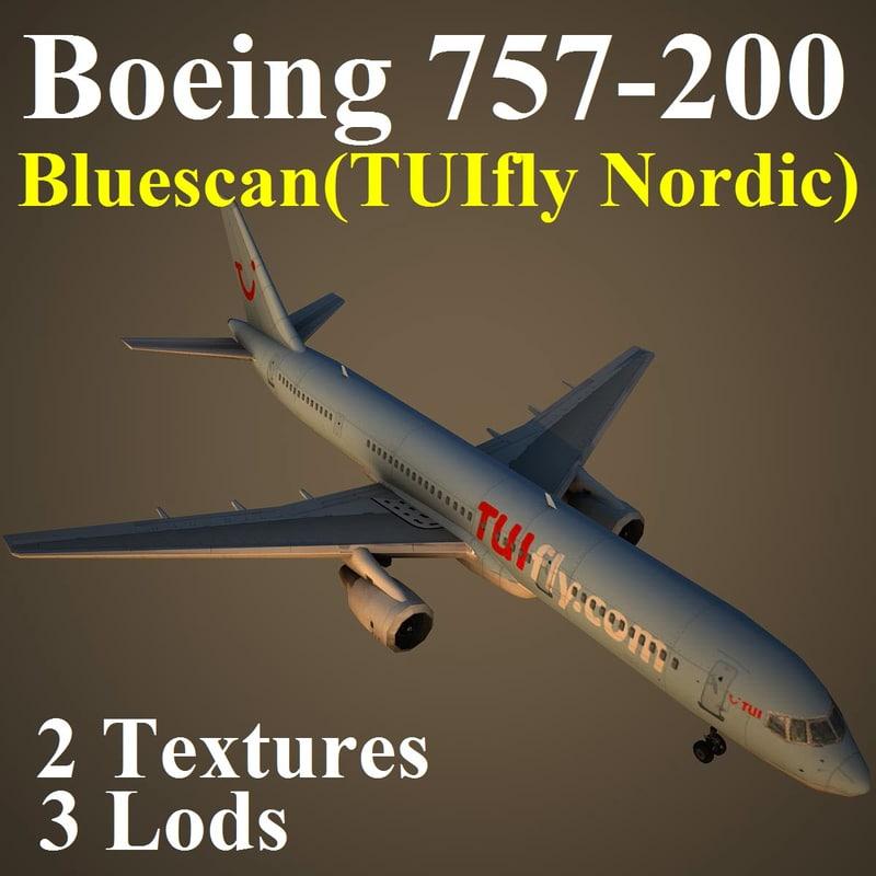 max boeing 757-200 blx
