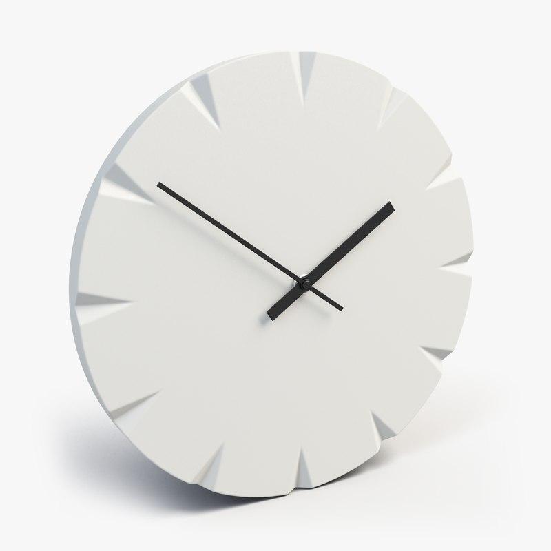 Ikea vattna wall clock 3d max gumiabroncs Images