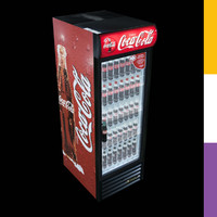 3ds drinks fridge gdm
